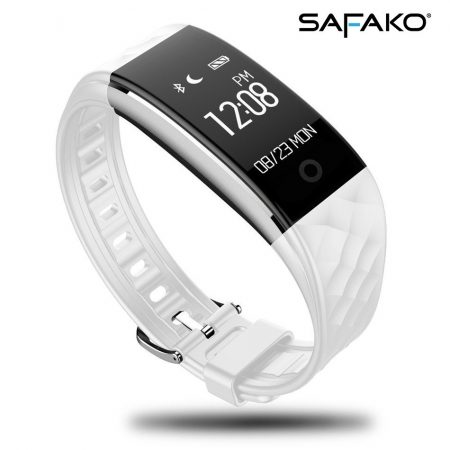 Safako SB4010 Smart bracelet (white)