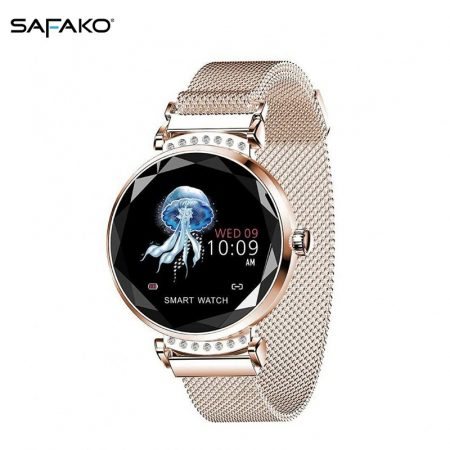 Safako SB7010 Smartwatch gold