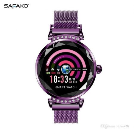 Safako SB7010 SmartWatch purpurna boja